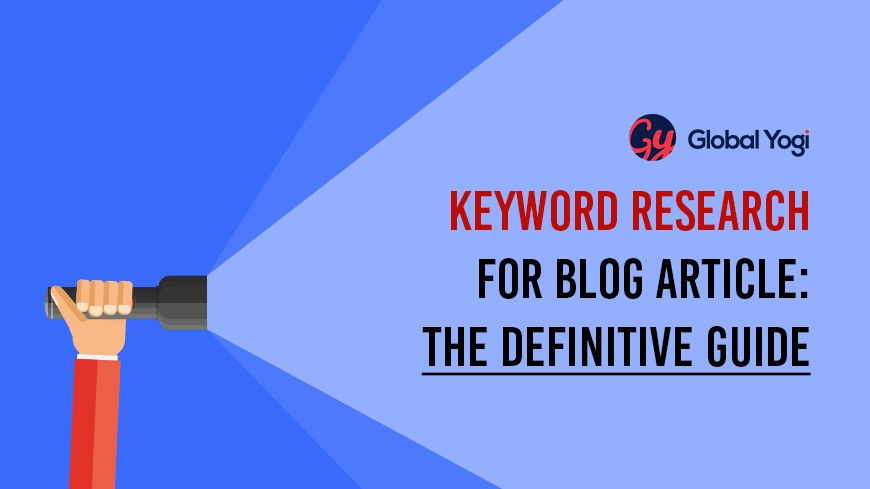 Keyword Research for Blog SEO: The Definitive Guide