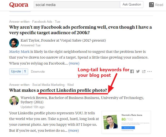 Quora Social Media