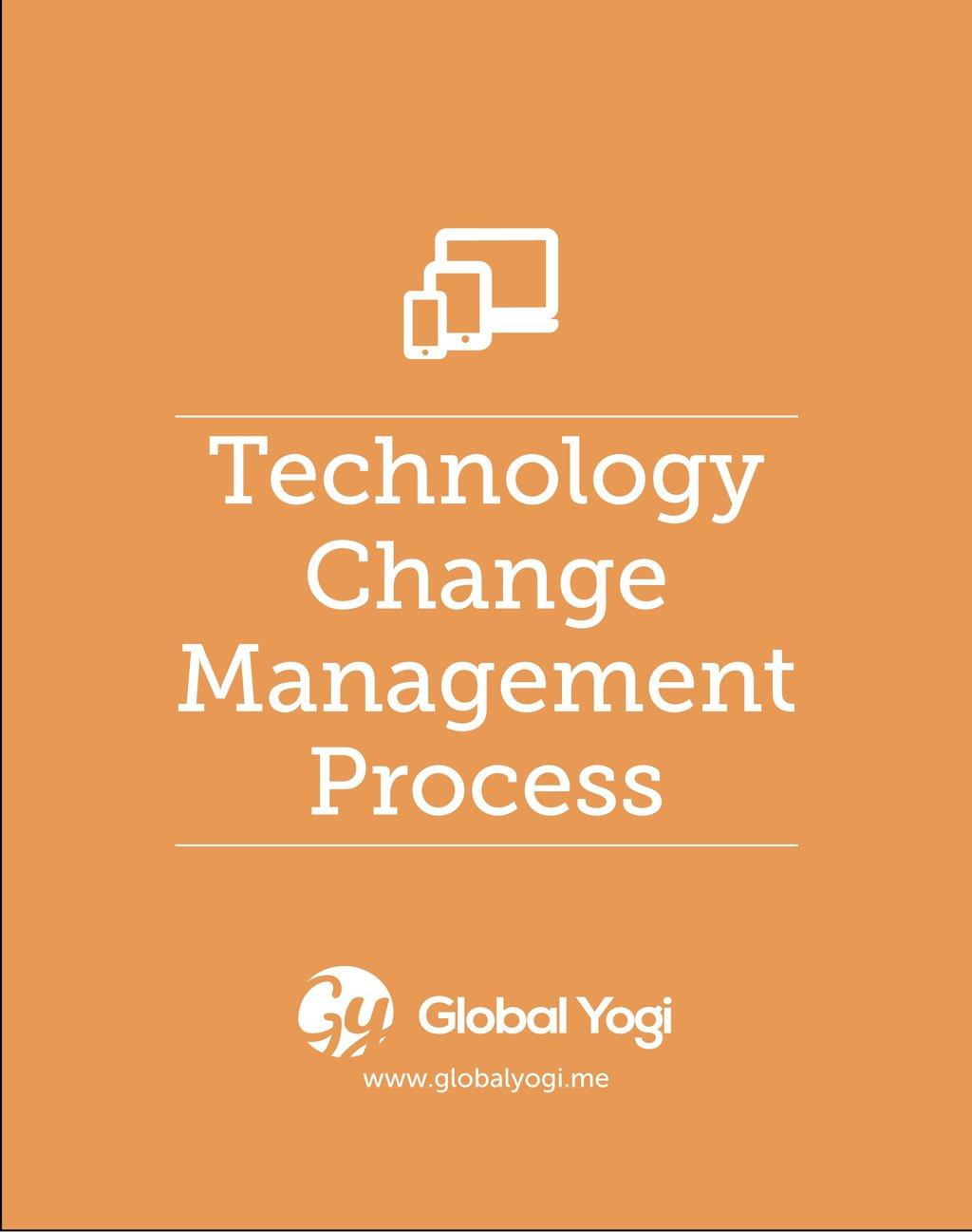 Technology_change_management_ process