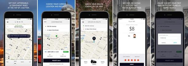 Changing the taxi experience