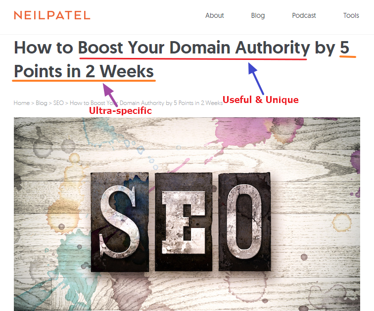 How to boost you domain authority by 5 points in 12 weeks