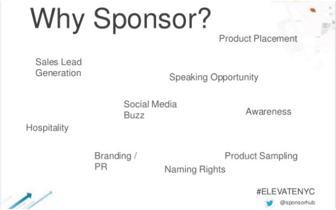 Why Sponsor?